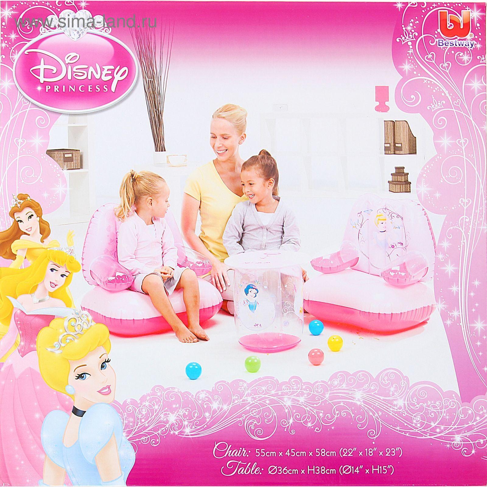 526c1452314c Набор надувной мебели Disney