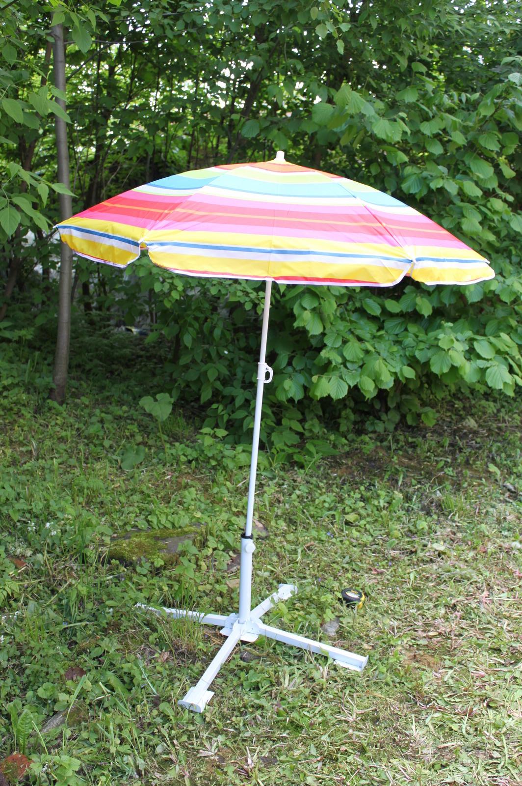 Зонт для пляжа фото